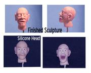 Silicone Head test