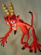 Devil Puppet from above