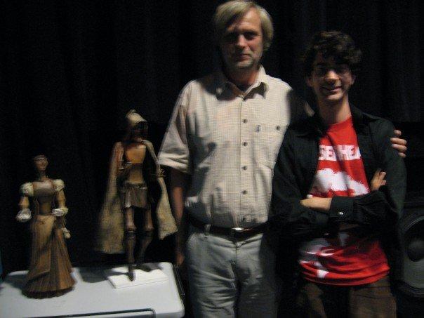 Jiri Barta and I!