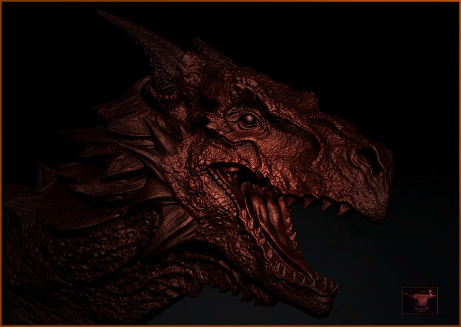 Dragon Head Bronze 3
