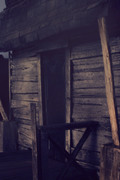 Mr Muffin's porch
