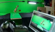 Greenscreen animation...