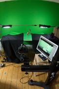 Greenscreen animation