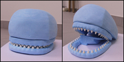 Whale mouth
