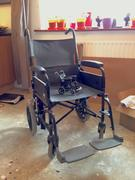 Props - Wheelchair - Little 'n' Large