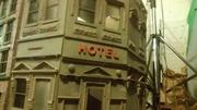 NYC Set Build - Hotel
