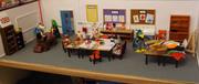 ZEY THE MOUSE Art Classroom