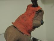 Detail of the Cachorro's had