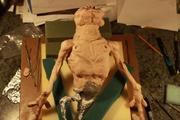Blob-Rat Progress (underside detail)