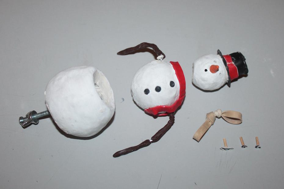 Snowman assembly
