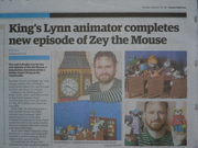 Zey The Mouse