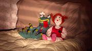 Shaggedy Ann & Randy Frog