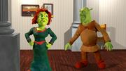 Fiona n Shrek