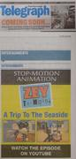 Zey The Mouse Advert for Episode 3