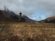 Glen Nevis Weekend April 2016
