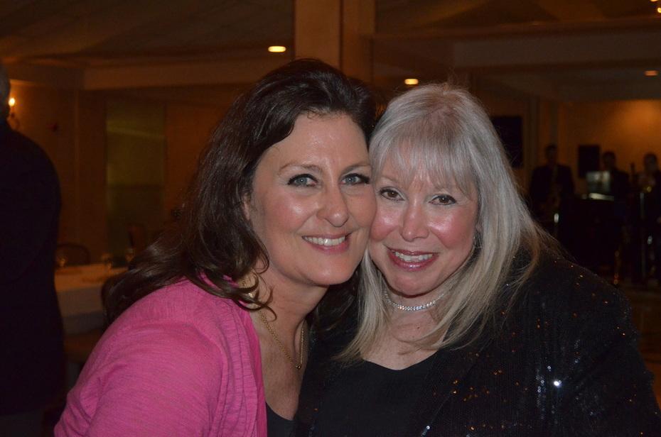 J.P. Collier with special friend, Lorri Scott