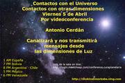 CONTACTO CON EL UNIVERSO