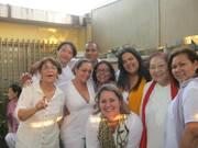 PARTICIPANTES DE TALLER PRESENCIAL DE NIVEL III DE REIKI
