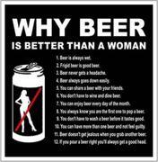 WhyBeerisBetterthanawoman