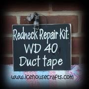 redneck_repair_kit_sign_funny_family_friends_dce47e92