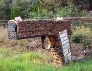 redneck-mailbox