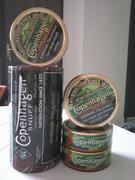 snuff and green