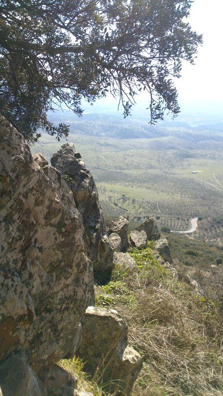 El Valle de Alcudia desde El Castellar