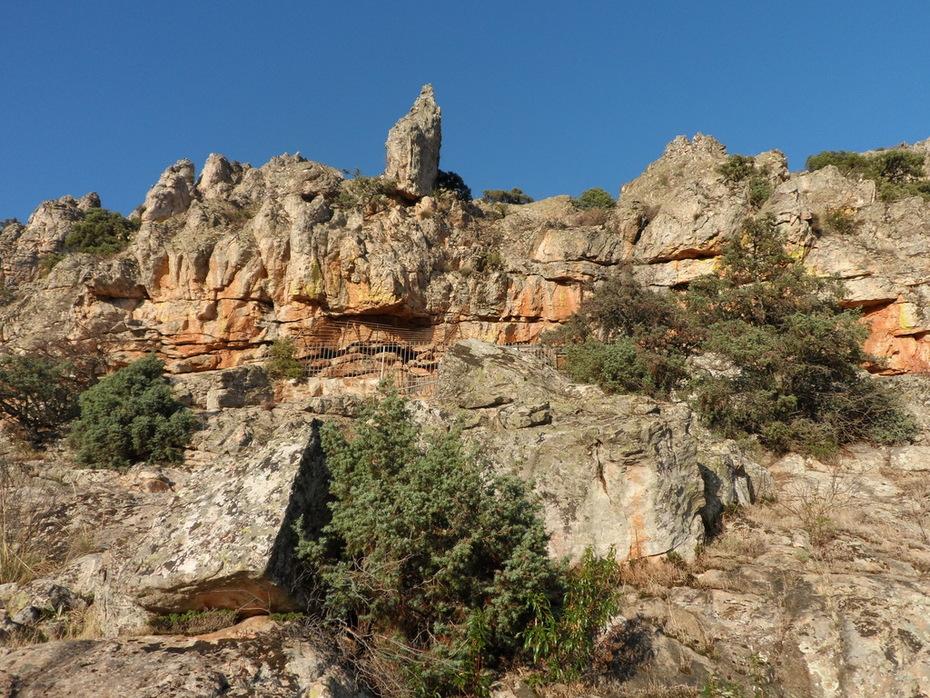 Parque Natural Valle de Alcudia y Sierra Madrona. Peñaescrita