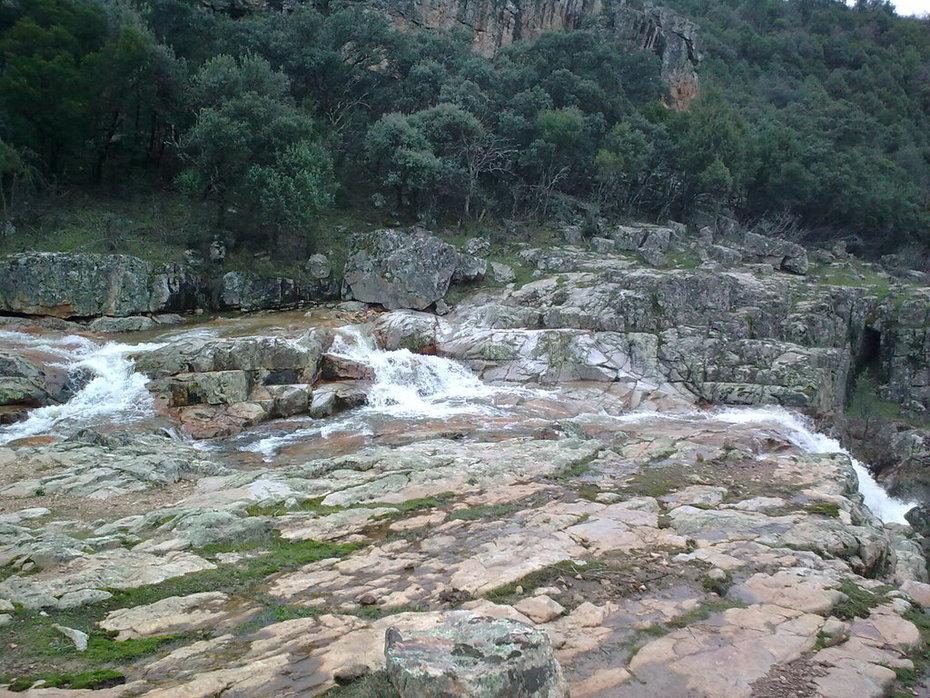 Parque Natural Valle de Alcudia y Sierra Madrona Cascada de la Batanera 3
