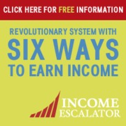 Income-Escalator Starting Your Own Business