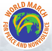 World March for Peace and Non Violence