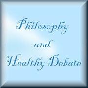 Philosophy and Healthy Debate