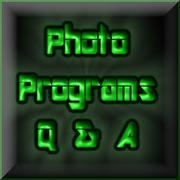 Photo Programs Q&A