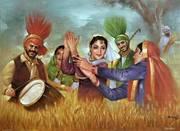 Rangla Punjab / Colourful Punjab