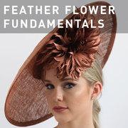 D37 - FEATHER FLOWER FUNDAMENTALS
