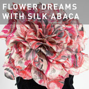 D16 - FLOWER DREAMS WITH SILK ABACA