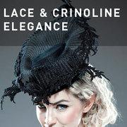 D10 - Lace and Crinoline Elegance