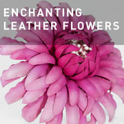 D14 - ENCHANTING LEATHER FLOWERS