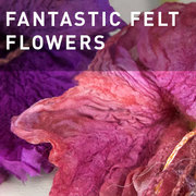 D04 - FANTASTIC FELT FLOWERS
