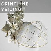 D33 - CRINOLINE VEILING