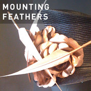 D30 - MOUNTING FEATHERS