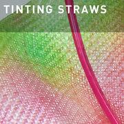 43 - TINTING STRAWS