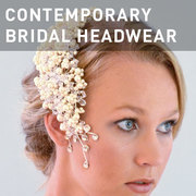 D24 - CONTEMPORARY BRIDAL HEADWEAR
