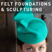 G01 - FELT FOUNDATIONS & SCULPTURING