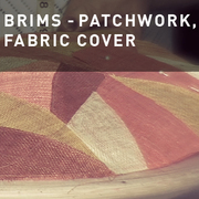 13 - PATCHWORK, FABRIC COVER