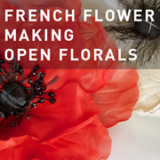32 - FRENCH FLOWER MAKING OPEN FLORALS