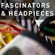 21 - FASCINATORS & HEADPIECES