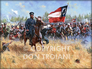2nd Georgia Militia Confederate states Army CSA