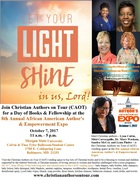 CAOT at the 8th Annual African American Author's & Empowerment Expo