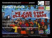 Climate Rebels; inspiring stories from North America